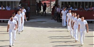 LUNEL : As, 18 juillet, Muscat (1)